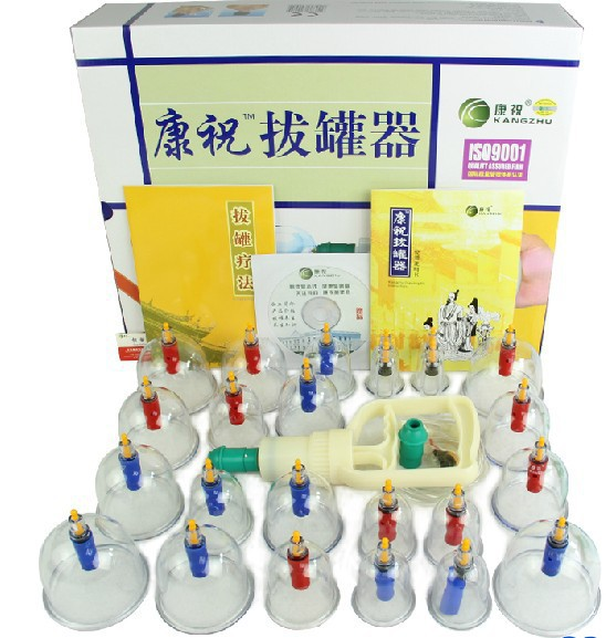 Medical Cupping glass set